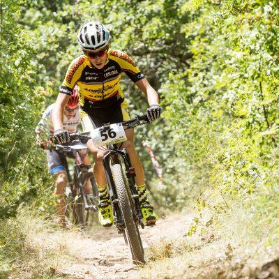 MTB race Istria