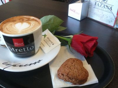 Caffe with love