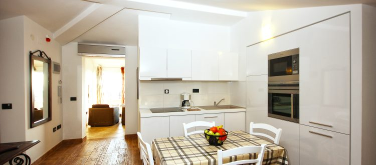 luxury apartment istria