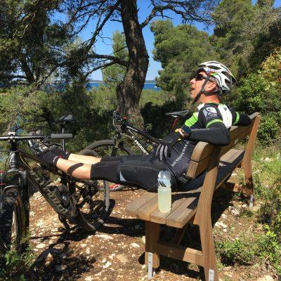 Bike tour around Štinjan