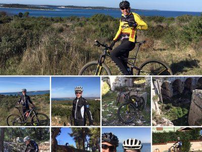 Bike tour Istra