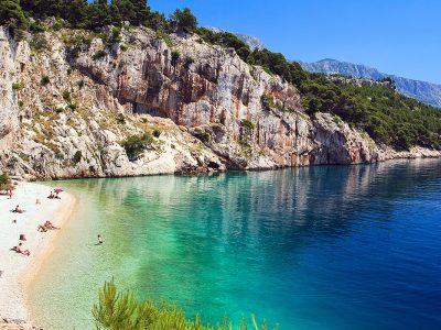 Beaches in Istria