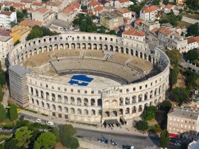 Arena Pula / Istria